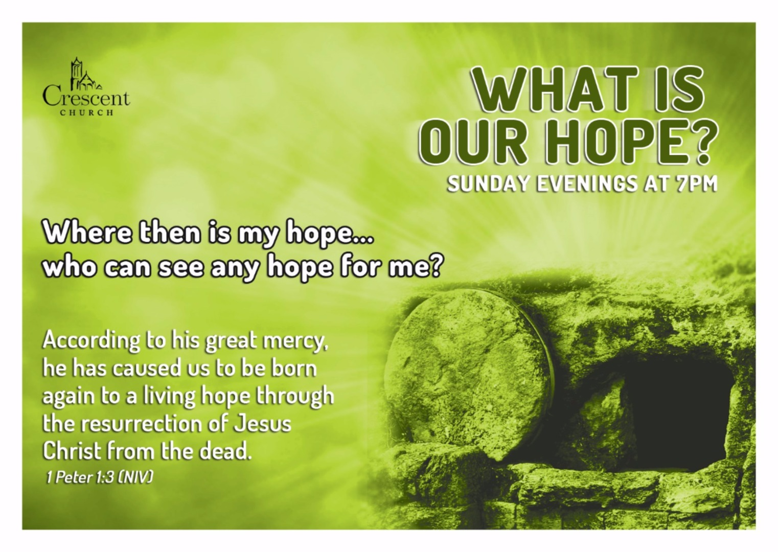 Our Hope: The Appearing of Jesus Christ