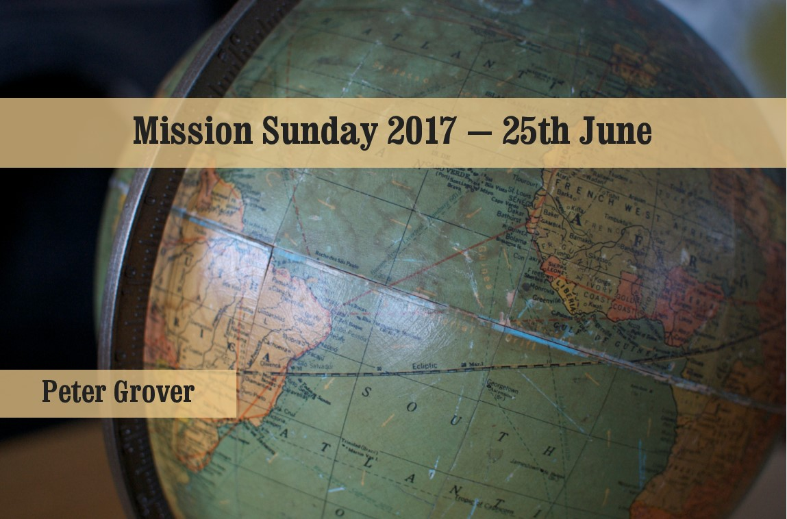Mission Sunday Morning