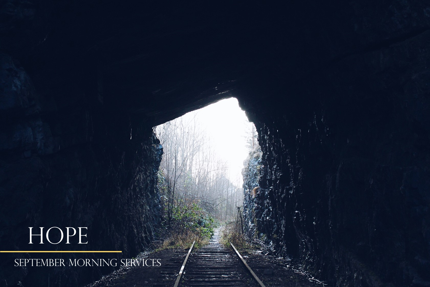 Hope – Living In The Light Of God's Presence And Power