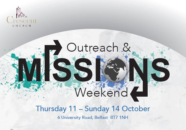 Mission Weekend 2018