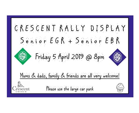 Crescent Senior EGR & EBR