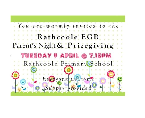 Rathcoole EGR Display