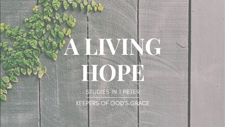 Keepers of God's Grace